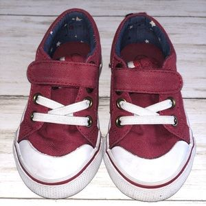 Cat & Jack Red Shoes - 6 Toddler